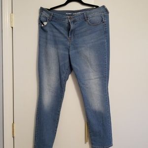 Old navy super skinny ankle jeans